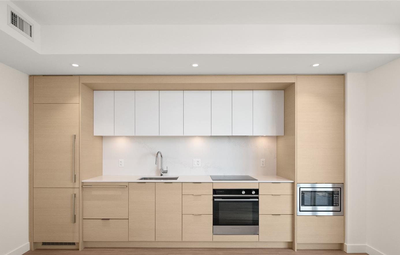 Kitchen Yates Apartment